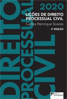 Imagem - Lições de direito processual civil