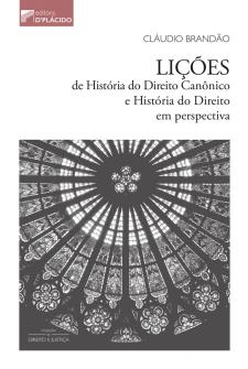 Imagem - Lições de História do Direito Canônico e História do Direito em perspectiva