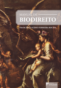 Imagem - Manual de Biodireito - 9788584255221