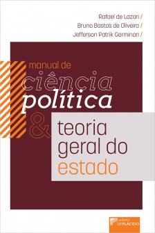 Imagem - Manual de ciência política e teoria geral do estado