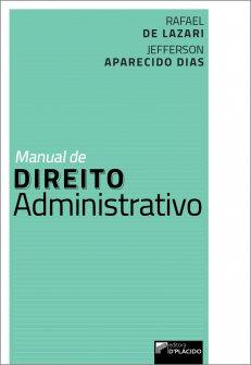 Imagem - Manual de direito administrativo 2020