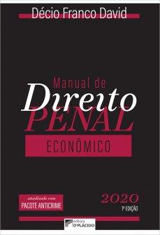 Imagem - Manual de direito penal econômico