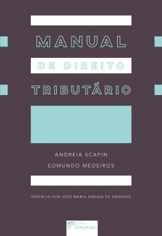 Imagem - Manual de Direito Tributário