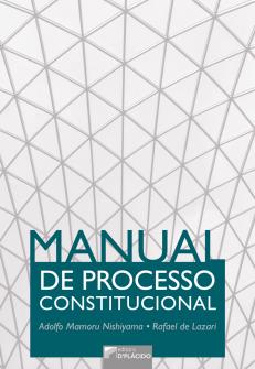 Imagem - Manual de processo constitucional