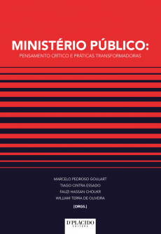 Imagem - Ministério público: pensamento crítico e práticas transformadoras