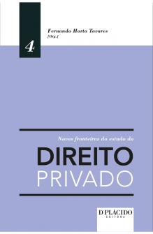 Imagem - Novas fronteiras do estudo do direito privado volume 4