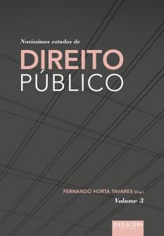 Imagem - Novíssimos Estudos de Direito Público - Volume 3