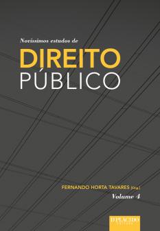 Imagem - Novíssimos estudos de direito público volume 4