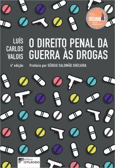 Imagem - O Direito penal da guerra às drogas – 4º Ed.