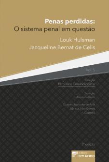Imagem - Penas Perdidas: O sistema penal em questão - 3ª Edição - Volume 5 - 9788584259342
