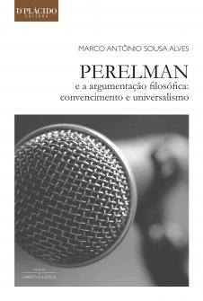 Imagem - Perelman e a Argumentação Filosófica: Convencimento e Universalismo - 9788584200578