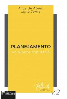 Imagem - Planejamento no Direito Tributário - Volume 2