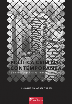 Imagem - Política Criminal Contemporânea: O discurso populista na intervenção punitiva - 9788584259755