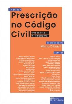 Imagem - Prescrição no Código Civil : uma análise interdisciplinar