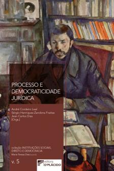 Imagem - Processo e Democraticidade Jurídica - Volume 5