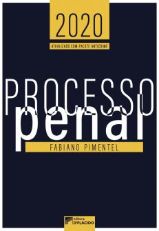 Imagem - Processo Penal - Fabiano Pimentel - 9786555890570