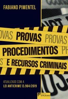 Imagem - Provas, procedimentos e recursos criminais