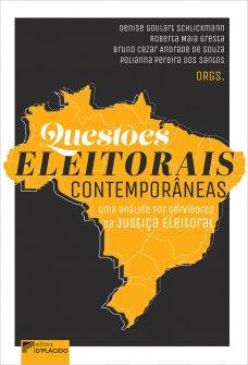 Imagem - Questões Eleitorais Contemporâneas Uma análise por servidores da Justiça Eleitoral