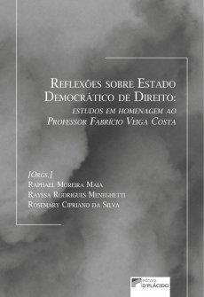 Imagem - Reflexões sobre estado democrático de direito estudos em homenagem ao professor Fabrício Veiga Costa