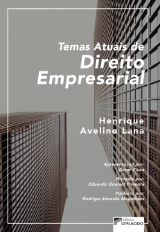 Imagem - Temas Atuais de Direito Empresarial