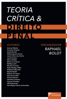 Imagem - TEORIA CRÍTICA E DIREITO PENAL - 9786555890785