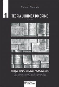 Imagem - Teoria Jurídica do Crime - 6ª Edição 2020