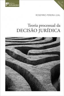 Imagem - Teoria Processual da Decisão Jurídica - 3ª Edição