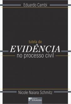 Imagem - Tutela de evidência no processo civil 9786555890297