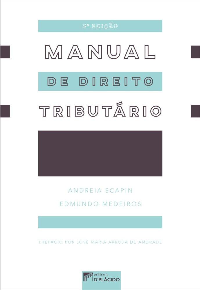 Manual de Direito Tributário - 2° edição