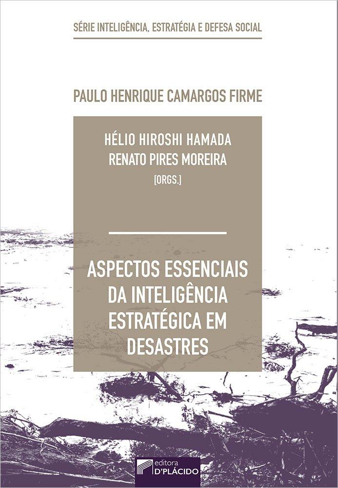 Aspectos essenciais da inteligência estratégica em desastres