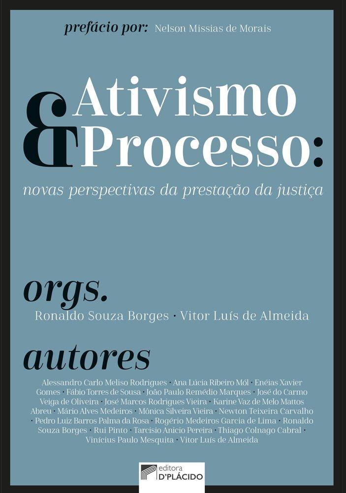 Ativismo e processo: novas perspectivas da prestação da justiça