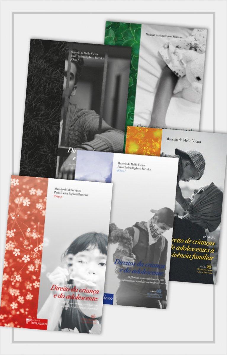 Coleção direitos da criança e do adolescente