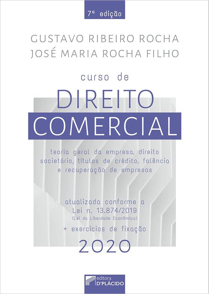 Curso de Direito Comercial - 7ª Edição