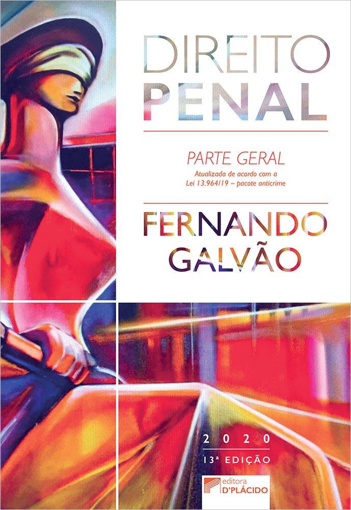 Direito penal: parte geral - 13ª Edição