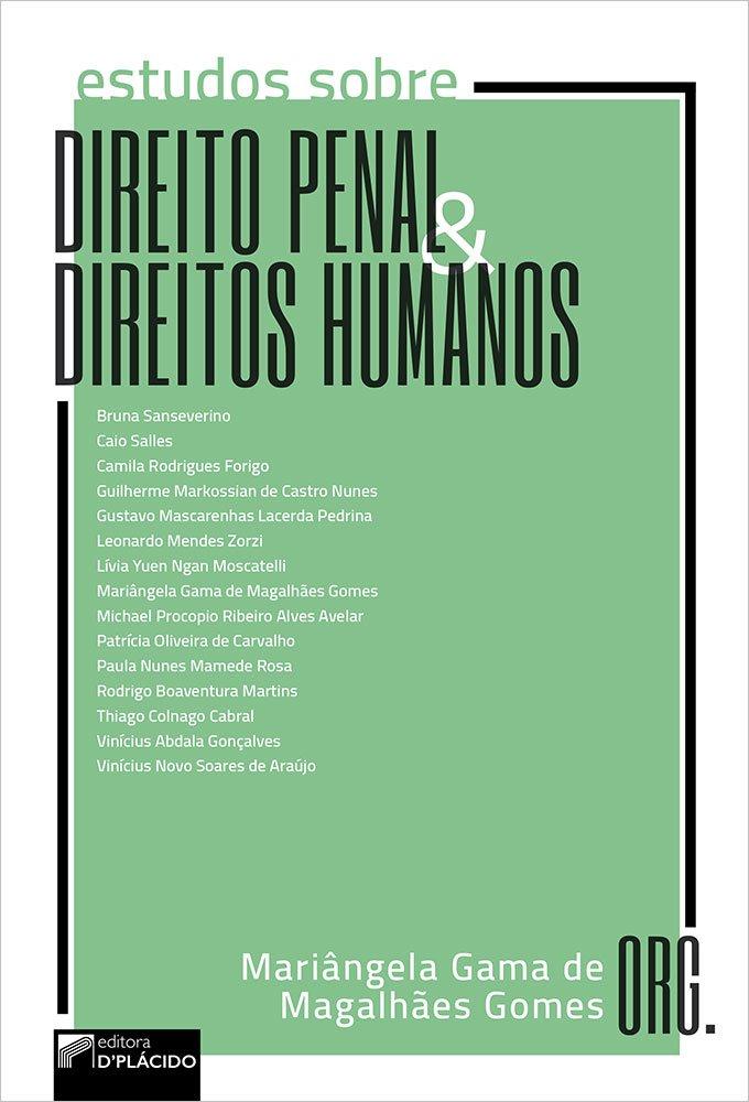 Estudos sobre direito penal e direitos humanos