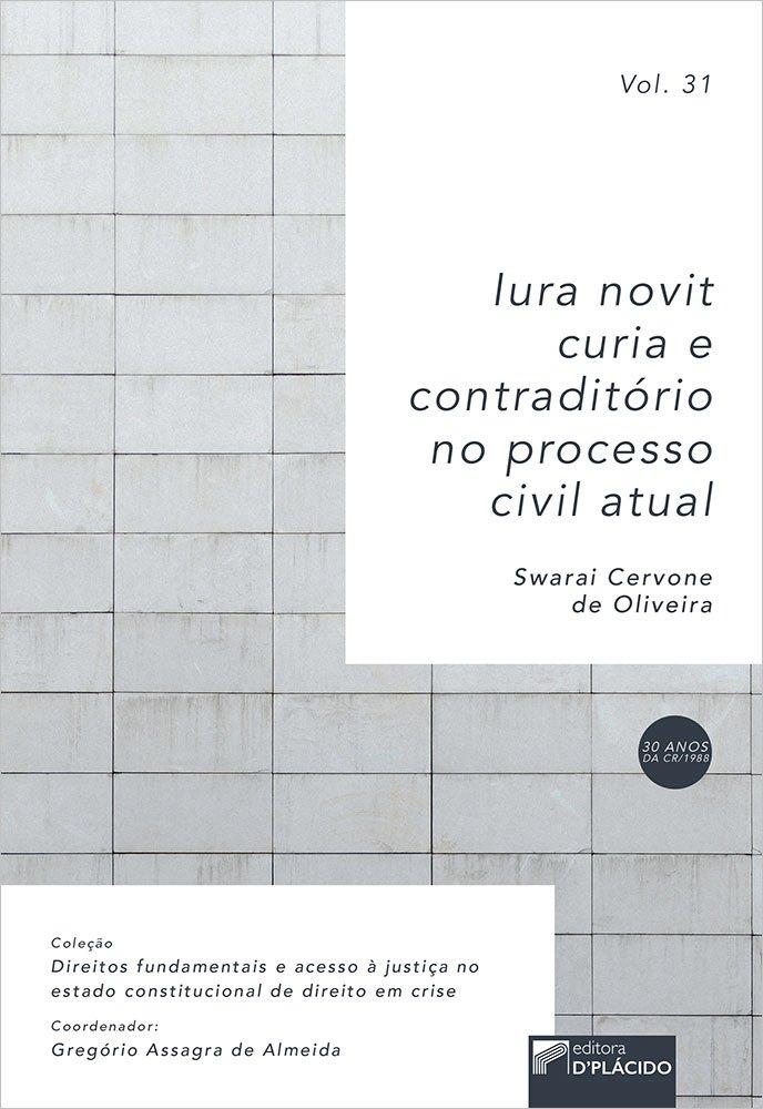 Iura novit curia e contraditório no Código de Processo Civil
