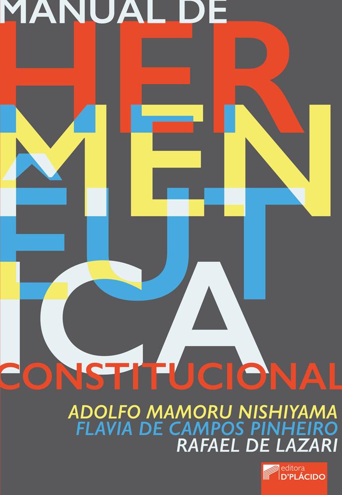 Manual de Hermenêutica Constitucional