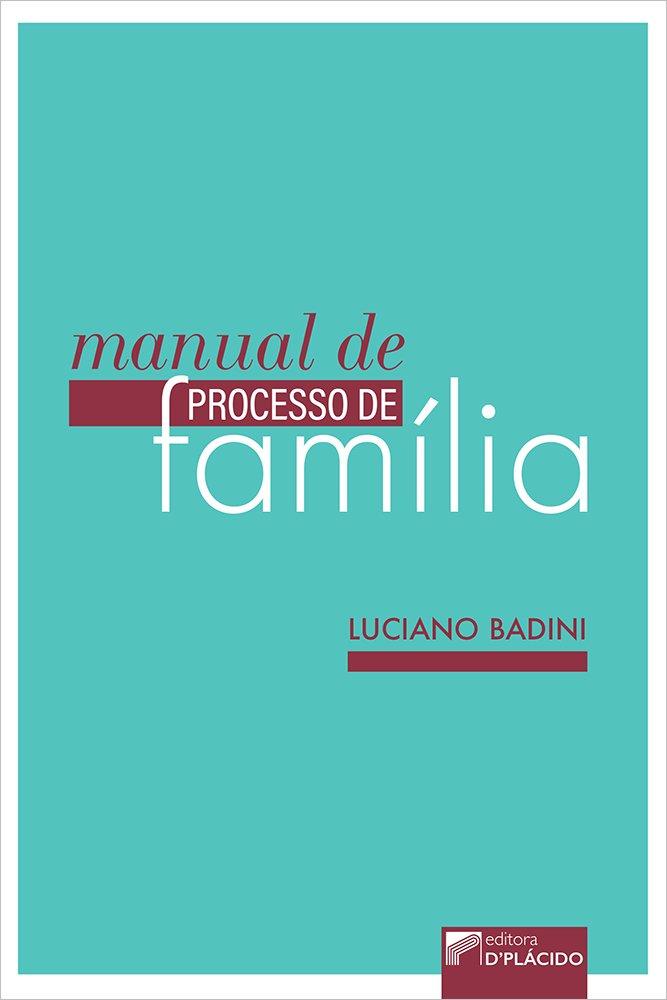 Manual de processo de família