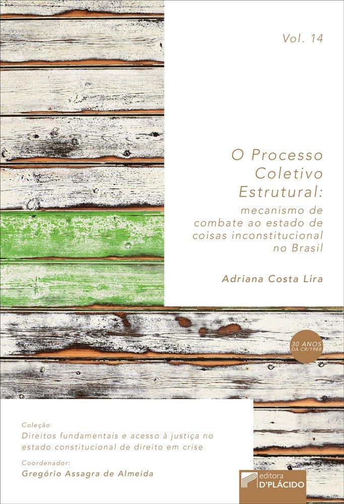O processo coletivo estrutural: mecanismo de combate ao estado de coisas inconstitucional no Brasil - Volume 14