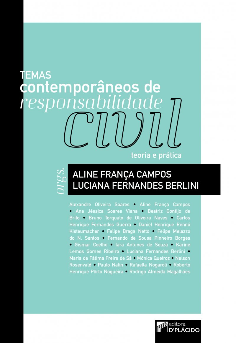 Temas Contemporâneos de Responsabilidade Civil: teoria e prática