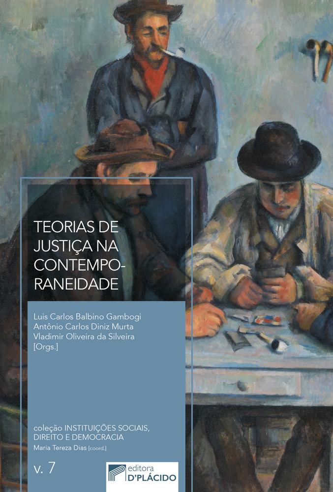 Teorias de Justiça na Contemporaneidade - Volume 7