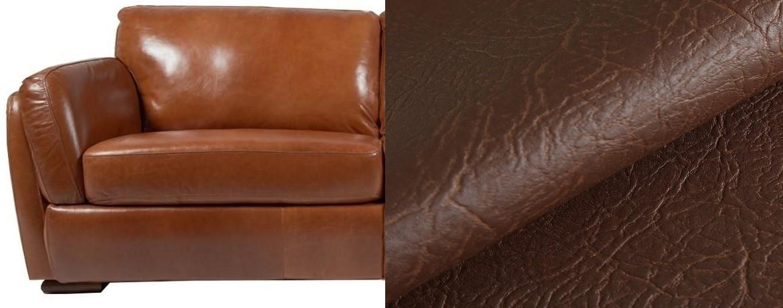 tipos de tecidos em sofás e estofados - tecido de couro