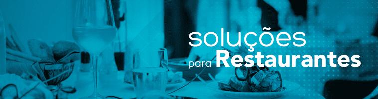 Soluções Completas - Restaurantes