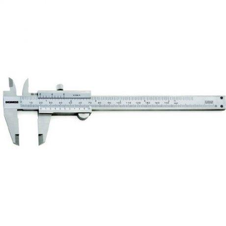 Paquímetro Universal Quadrimensional - 200mm - Leit. 0,02mm (Polegadas) - Digimess