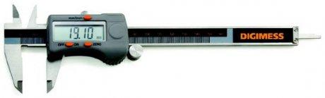 Paquímetro Digital 300mm - 100.178BL - Digimess