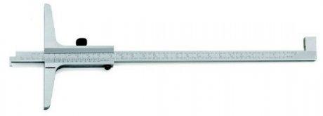 Paquímetro de Profundidade com Gancho - 150mm - Leit. 0,02mm - Digimess