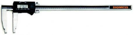 Paquímetro Digital  (Bicos 150mm) - 600mm - Leit. 0,01mm - Digimess