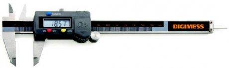 Paquímetro Digital IP54 - 200mm - Leit. 0,01mm - Digimess
