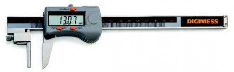 Paquímetro Digital para Tubos - 200mm - Leit. 0,01mm - Digimess