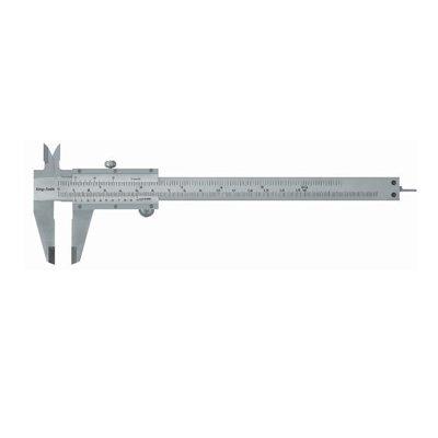 Paquímetro Universal - 150mm - Leit. 0,05mm - Kingtools
